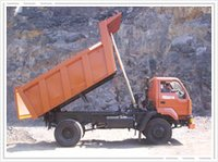 142 Inch Wb / 8.5 Cum On Eicher Terra 1613 Standard Tipper