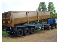 4 X 2 Horse / 6 X 4 Horse / Volvo Fm 12 - 43 Cum Tipper Trailers
