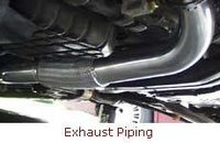Exhaust Piping