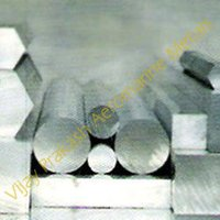 Aluminium Alloy Rectangular Flats, Squares, Round Rods And Hexagonals Bars