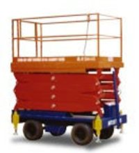 Heavy Load Aerial Working Platform
