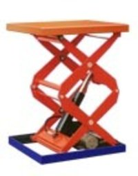 Stationary Hydraulic Lift Tables(Double Scissors)