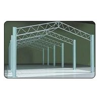 Truss Type Industrial Sheds