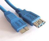 USB 3.0 a Female To Micro B Male Cable