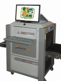 X-ray Baggage Scanner Security Detector System