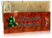 Almond And Bergamot Bathing Bar(Skin Care)