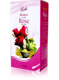Face Care Multani With Rose Powder