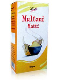 Face Care Multani Matti