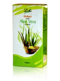 Face Care Multani With Aloe Vera Powder