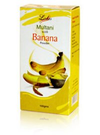 Face Care Multani With Banana Powder