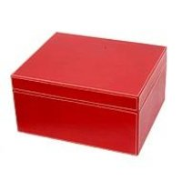 Red Leather Boxes