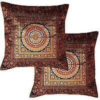Silk Jacquard Cushion Covers