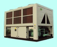 Hwal Series Air Cooled Screw Chiller