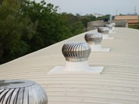 Roof Top Air Ventilators