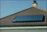 Split Type - Flat Plate Solar Water Heater