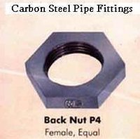 Carbon Steel Back Nuts