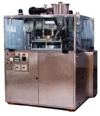 Rotary Tabletting Machine