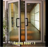 Sound Proof Swing Doors