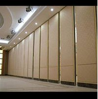 Sound Proof Sliding Folding Wall Partition