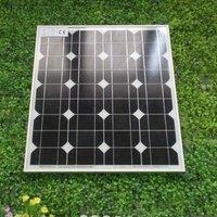 Monocrystalline Solar Panel 30watt 12volt