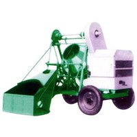 Mechanical Concrete Mixers