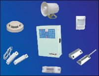 Electronic Security Alarm System