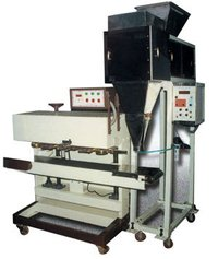 Semi Automatic Machine For Powder & Granules