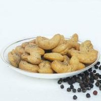 Roasted Cashews With Black Pepper