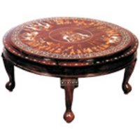 Round Dasara Table