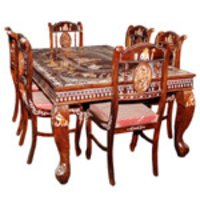 Dasara Design Dining Table Set