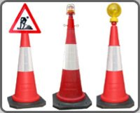 Mega Traffic Cones