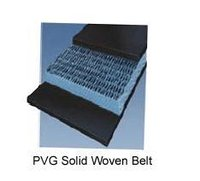 PVG Solid Woven Conveyor Belts