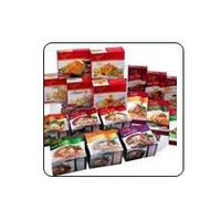 Packed Instant Foods