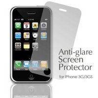 Anti-Glare Screen Protector for Iphone 3G