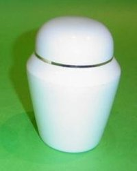 Dome Shape Plastic Jars