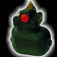 Cast Iron Ball Float Type Steam Trap S/E