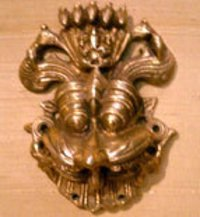 Buddha Brass Sculpture