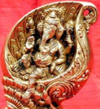 Decorative Ganesha Sculpture