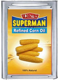 Kng Superman Refined Corn Oil