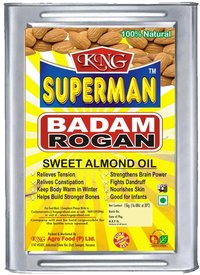 Kng Superman'S Badam Rogan