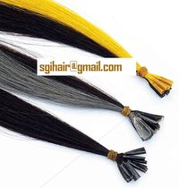 I Tip Indian Remy Hair Extensions