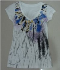Ladies Top With Print