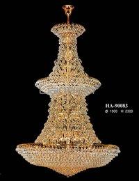 Crystal Pendant Lamp (HA 90083)
