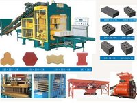 Cement Brick/Block Making Machine