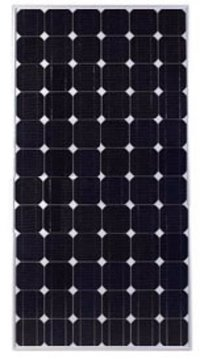 Monocrystalline 156mm Solar Panel 6*12pcs (295 - 315W)