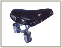 Saddle 555 Rubber Base