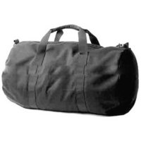 Recycled Organic Cotton Duffle Bag