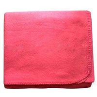 Cotton Fleece Throw Blanket