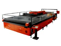 Laser Engraving And Cutting Machine For Home Textile