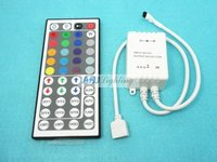 44-Key Infrared RGB LED Controller